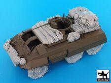 Black Dog 1/35 US M20 Armored Utility Car Big Accessories Set (Tamiya) T35047