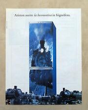 E523 - Advertising Pubblicità - 1997 - ARISTON FRIGORIFERO