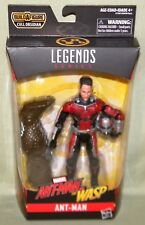 "ANT-MAN Marvel Legends Avengers Ant-man & Wasp Cull Obsidian BAF 6"" IN HAND"