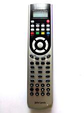 John Lewis 8 en 1 TV DVD TDT VCR Control Remoto Sintonizador CD 2x Aux