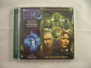 Doctor Who Hothouse Full Cast Audio CD