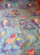 Housse de couette Disney la petite sirene little mermaid CTI taie duvet cover