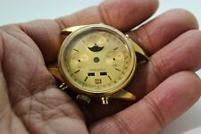 LBN TOURNEAU CASE&DIAL FOR VALJOUX  CAL 88 TRIPLE DATE,CHRONOGRAPH,MOONPHASE,