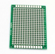 Double face 6x4 Carte De Circuit Imprimé PCB prototype TK Breadboard Bread Board G