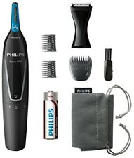 Philips Series 5000 (NT5171/15) Cordless Nose Ear & Eyebrow Trimmer 5-in-1 Kit