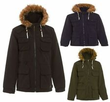 Unbranded Polyester Parkas Coats & Jackets for Men