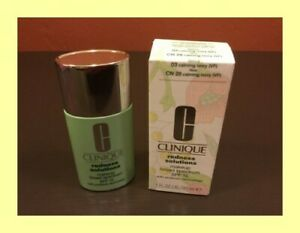 Clinique Redness Solutions Makeup SPF 15-#03 Calming Ivory CN28  *Full Size-1 oz