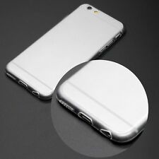 """Ultra Slim Crystal Clear Hard TPU Soft GEL Case Cover for iPhone 6s Plus 5.5 """""""