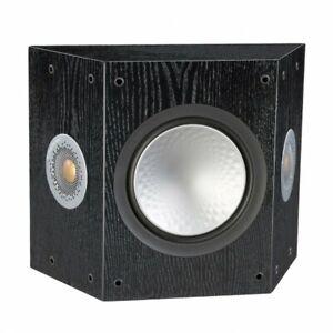 COPPIA DIFFUSORI SURROUND MONITOR AUDIO SILVER FX 6G BLACK OAK CASSE SPEAKERS