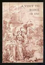 A Visit To Rome in 1764 / First Edition 1956