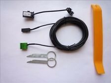 Original Audi MMI 3G Bluetooth microphone plug Q5 A5 S5 Q7 R8 A8 Bluetooth phon