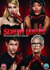 Scream Queens - Season 1 Série Complète DVD UK Region 2 Stock
