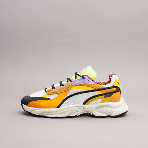 Puma RS-Connect Romero Britto White Black Lifestyle Running New Shoes 382168-01