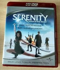 "JOSS WHEDON'S ""SERENITY"" HD-DVD"