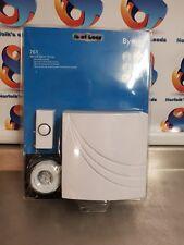 Byron 761 cablata parete porta campana Gong Kit Sistema - 8 melodie (M)