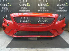 VOLVO V40 R DESIGN 2012-2015 FRONT BUMPER GENUINE RED (A8600) 31347085