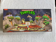 NECA TMNT Teenage Mutant Ninja Turtles in Disguise Target Exclusive In Hand!