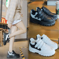 Fashion Women Casual Sneakers Running Walking Shoes Sport Athletic Platform Shoe