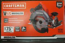Craftsman CMCS550B 20V 7.14 inch Circular Saw Bare Tool