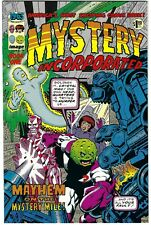 1963 #1 von Alan Moore Veitch Gibbons Mystery Incorporated Silber Bild 1993 NM/M