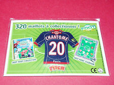 20 CHANTOME PARIS SAINT-GERMAIN PSG FOOTBALL JUST FOOT MAGNETS 2008 PANINI