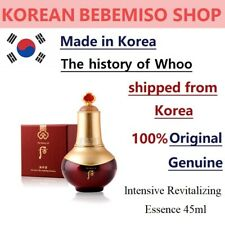 Made in Korea The History of Whoo lntensive Revitalizing Essence 45ml