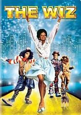 The Wiz DVD 1978 Diana Ross Michael Jackson