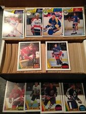 1983/1984 - 1987/1988 OPC Hockey Cards.  Stars Included