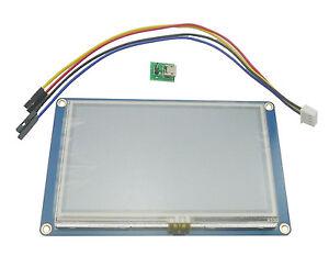 English Nextion 4.3'' 480x272 HMI TFT LCD TFT Screen Touch Panel Display Module