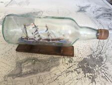 Nave in bottiglia in condizioni originali prezzo occasione modello Chile
