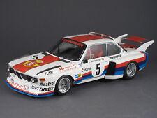 1/18 Minichamps BMW 3.5 CSL #5 Gruppe 5 - Manhalter - Winner Havirov Int. 1977
