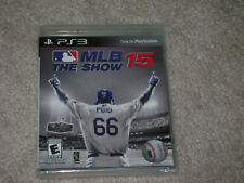 MLB 15 THE SHOW...PS3...***SEALED***BRAND NEW***!!!!!!!
