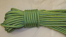 "5/8"" x 150' Double Braid Rope, Arborist Bull Rope, Rigging Line, Hoist Line, NEW"