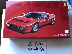fujimi 1/24  Ferrari GTO 🇫🇷