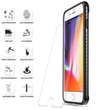 "[2-Pack] Poetic ""HD Clear"" For iPhone 8 Plus Tempered Glass Screen Protector CLR"