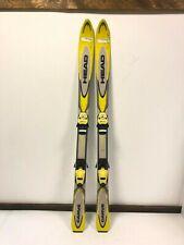Head Carve Team 130 cm Ski + Tyrolia 4.5 Bindings