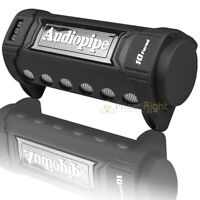 Audiopipe 10 Farad Power Capacitor Digital Display 10000 Watts Max ACAP-10000