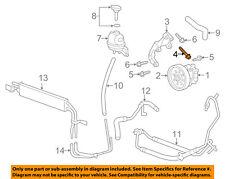 GM OEM Front-Steering  Knuckle Spindle Bolt 11518632