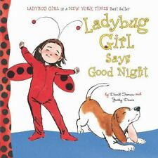 Ladybug Girl Says Good Night (ladybug Girl Board Books): By Jacky Davis
