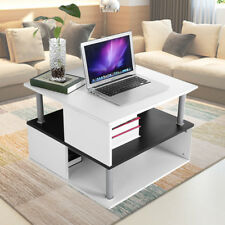 Couchtisch Wohnzimmertisch Beistelltisch 60x60x45cm Wohnzimmer Ablage Tisch Neu