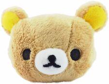 """San-X Rilakkuma Fluffy Plush 7"""" Face Down (MR39901)"""
