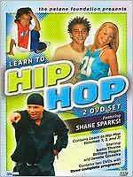 LEARN TO HIP HOP COLLECTION 1 2 & 3 (Shane Sparks) - DVD - Region Free