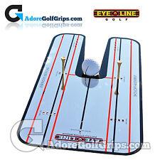 "Genuine EyeLine Golf - Alignment Mirror Putting Aid - Large 17.50"" x 9.25"""