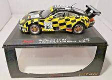 SAICO 1:32 DIECAST - 2001 PORSCHE 911 GT3RS LE MANS GT CLASS WINNERS - 33204