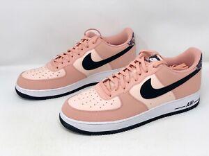 Nike Air Force 1 'Japanese Cherry Blossom' Pink Sneaker, Size 15 BNIB CU6649-100