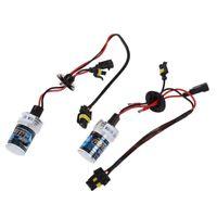 1X(2 X Car H7 Front Light Headlight Xenon HID Bulb 35W 6000K M2T3)