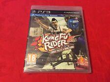 KUNG FU RIDER - PS3 Playstation Move - versione Pal Ita - NUOVO E SIGILLATO