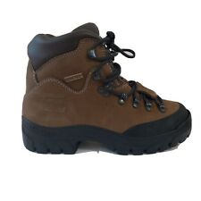 Zamberlan Vibram Brown Italy Made Womans Hiking Boots Size US 6 Gore-Tex