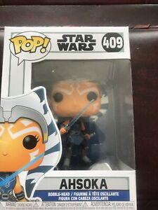 New Funko Pop Star Wars AHSOKA No. 409