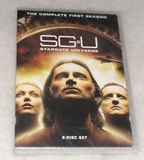 Sgu : Stargate Universe Completo Temporada 1 One DVD Caja Set - Nuevo Precintado
